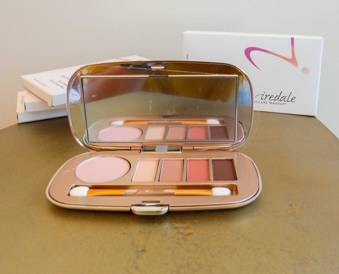 Jane Iredale Eye Shadow Kit – Pure Basics