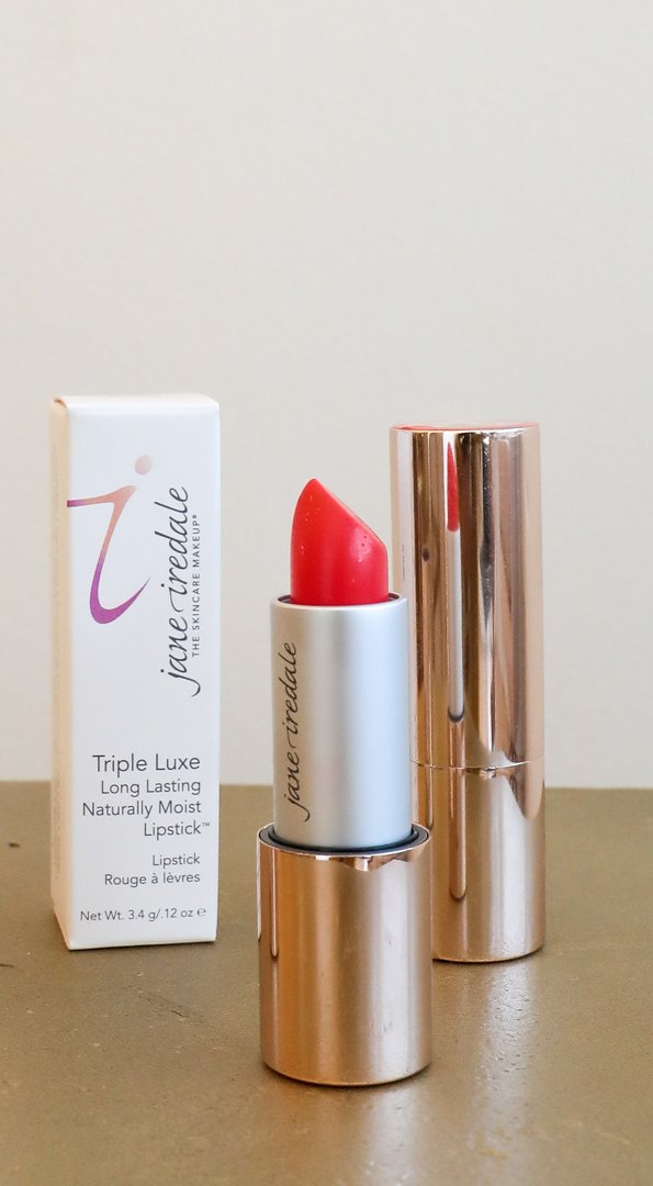 Triple Luxe Long Lasting Naturally Moist Lipstick – Ellen