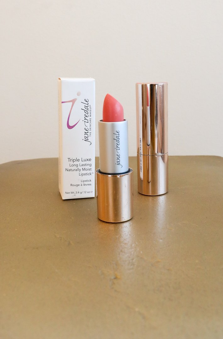 Triple Luxe Long Lasting Naturally Moist Lipstick – Sakura